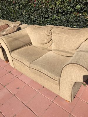 Free Sofa and love seat . for Sale in Industry, CA
