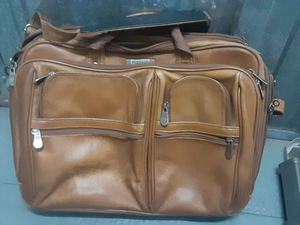 Heritage Genuine Leather Laptop Bag for Sale in Baltimore, MD