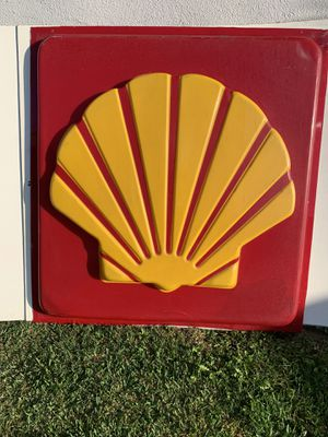 SHELL OIL SIGN for Sale in Cerritos, CA