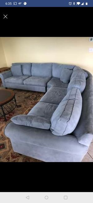 Sectional SLEEPER couch for Sale in Foley, AL