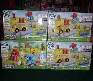 Leap Frog Learning Blocks for Sale in Tampa, FL