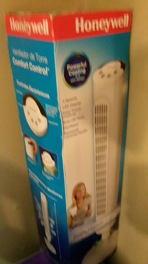 Honeywell tower fan for Sale in Hattiesburg, MS