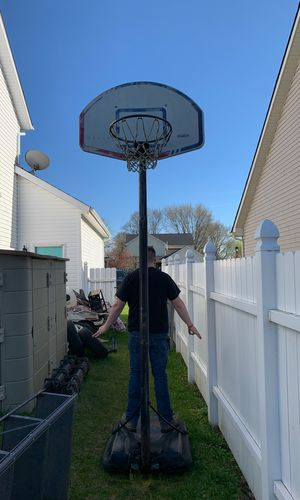 Basketball hoop for Sale in Berea, OH