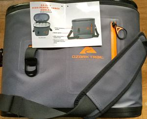 24 Can High Performance Cooler, Gray Ozark Trail for Sale in Greensboro, NC