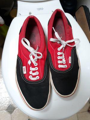 Vans Era Sneakers Men's Size 9 for Sale in Seattle, WA