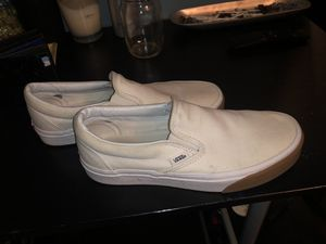 Vans slip-on size 8 for Sale in Medina, WA