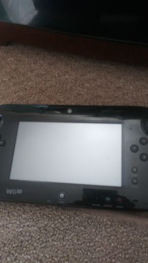 Wii U with 3 games for Sale in Charlotte, NC