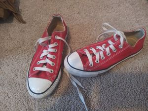 Red converse for Sale in Nashville, TN