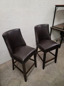 """Set of two chairs 27"""" for Sale in Las Vegas,  NV"""