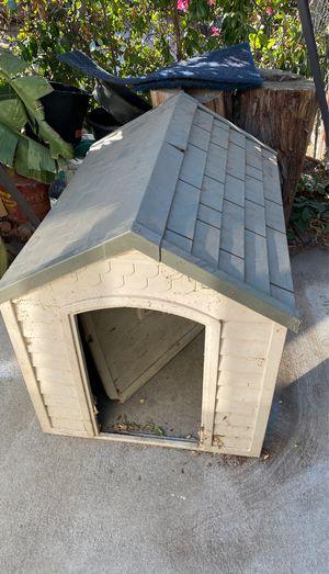 Free dog house for Sale in San Bernardino, CA