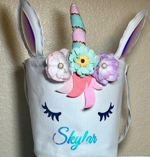 Custom Easter basket and jumbo eggs for Sale in Del Valle, TX