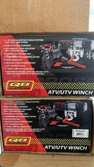 ATV/UTV WINCH 2,500 ibs for Sale in Miramar, FL