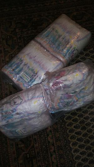 Pampers 4-5 for Sale in Sanger, CA