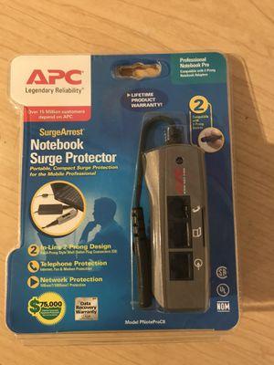 APC SurgeArrest Notebook Surge Protector for Sale in Leavenworth, WA