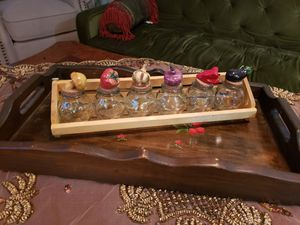 Kitchen inspired mountabel spice rack for Sale in Newport News, VA