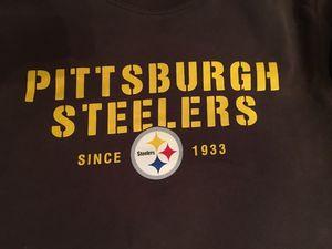 Pittsburgh Steelers Reebok medium vintage heavy weight sweat shirt for Sale in Hilliard, OH