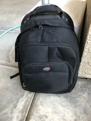 Backpack with wheels for Sale in Glendale, AZ