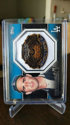 Dodgers Sandy Koufax patch card for Sale in Long Beach, CA