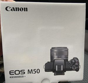Canon EOS M50 for Sale in Lehigh Acres, FL