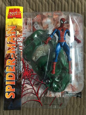 Marvel Select Spider-Man and Abomination Figures NIB for Sale in La Habra Heights, CA