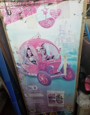 Princess carriage for Sale in Whittier, CA