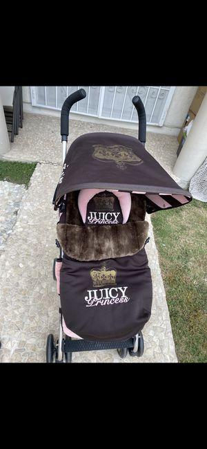 Juicy princess stroller for Sale in Los Angeles, CA