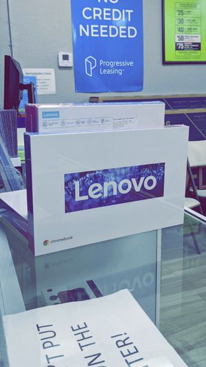 Lenovo Chromebook Duet - 10.1 INCH - 64GB - With Keyboard - Brand New in Box! One Year Warranty! for Sale in Arlington, TX