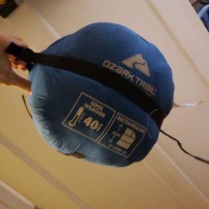 40 Degree Sleeping Bag for Sale in Sacramento, CA