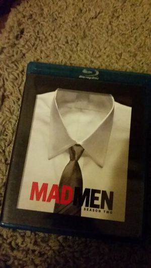 Mad Men season 2 for Sale in Cypress, TX