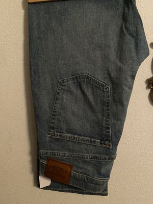 Brand New Abercrombie and Fitch Men's Jeans size 33/32 for Sale in Fresno, CA