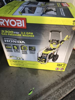 Pressure washer for Sale in Brooks, OR