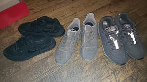 Used Nike and Adidas 11 and 10 and 1/2 for Sale in Yonkers, NY