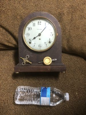 Seth Thomas Antique Mantle Clock for Sale in Whittier, CA