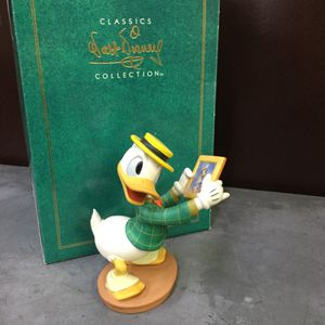 Walt Disney Classics Collection Donald Duck with Original Box for Sale in Chino, CA