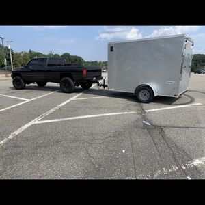 2019 Haulmark Passport 6x10 Enclosed Trailer High Top for Sale in Hillburn, NY