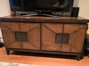 Media console / TV stand for Sale in Los Angeles, CA