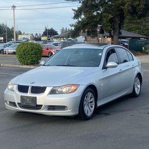 2007 BMW 3 Series 🌍🌍🌍☄️☄️☄️ for Sale in University Place, WA