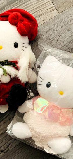 Sanrio Hello Kitty Bean Plush Dolls for Sale in Las Vegas,  NV