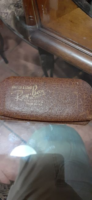 Vintage 1940's Rayban clip on sunglasses for Sale in Pickens, SC
