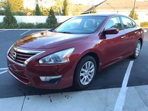 Financing! Nissan Altima 2014 no credit check for Sale in South Salt Lake, UT