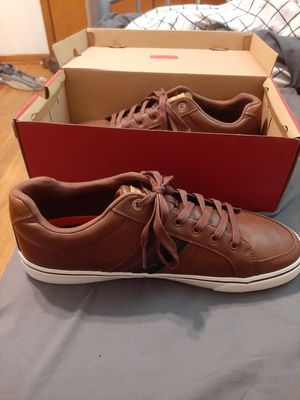 Levi's sneakers size 12 mens for Sale in MIDDLEBRG HTS, OH