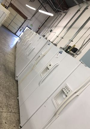 White side by side refrigerators starting at 225 for Sale in Denver, CO