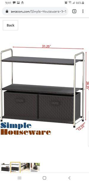 3 Layer closet organizer for Sale in Los Nietos, CA