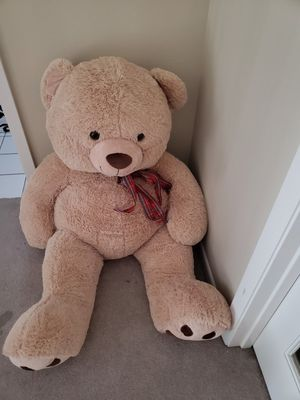 Large teddy bear for Sale in Victoria, TX
