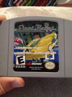 Stunt Racer 64 - Rare Nintendo 64 Game for Sale in Columbus, OH