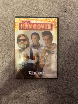 Hangover Dvd for Sale in NJ, US