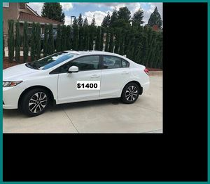 Price$1400 Civic Honda for Sale in Towson, MD