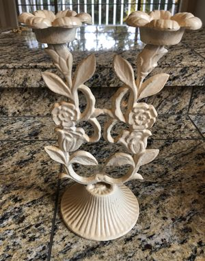 Iron candelabra for Sale in Issaquah, WA