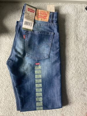 Levi's 514 Straight Fit Pants Size 16 regular 28x28 for Sale in Takoma Park, MD