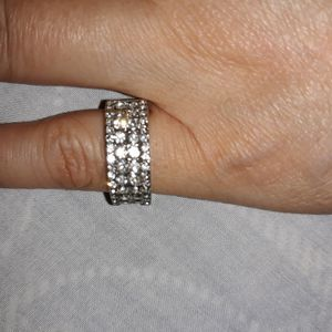 925 Sterling Silver Wedding Ring, Size 5. for Sale in Dallas, TX